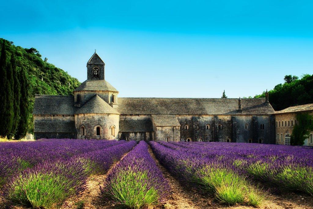Notre-Dame de Sénanque / Provence / FR