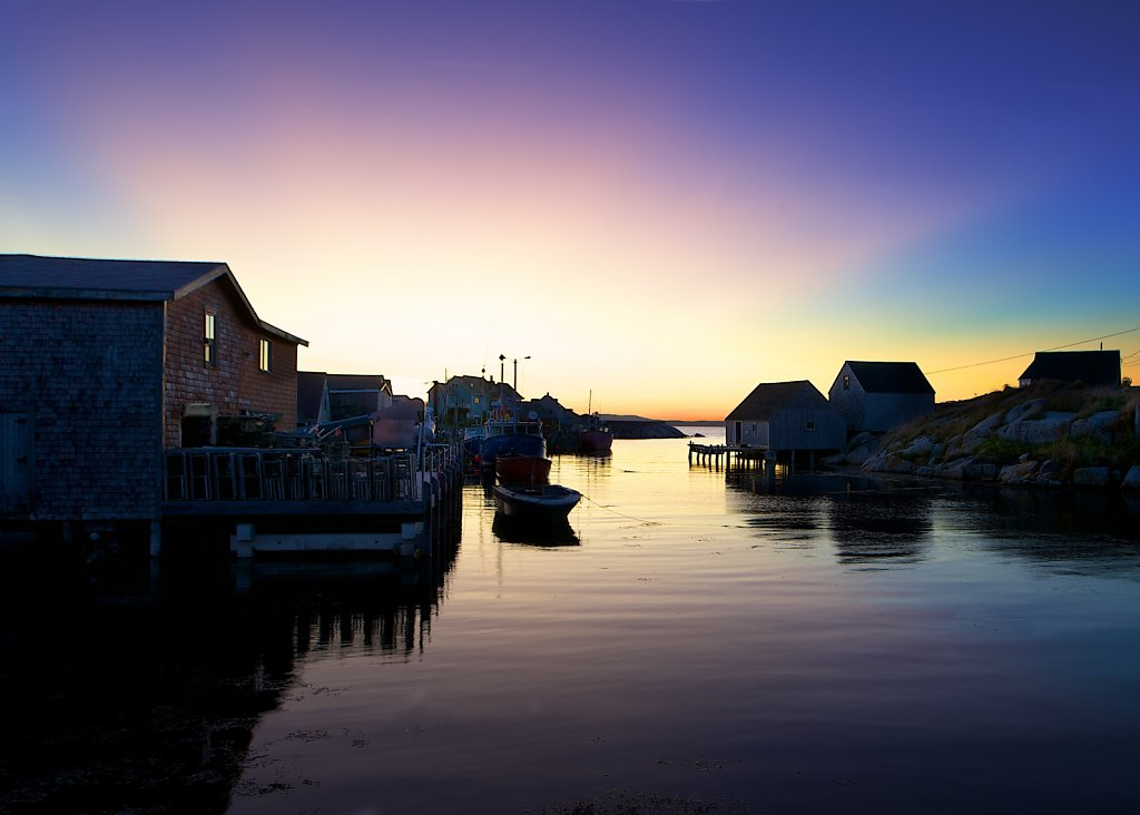 Peggy's Cove / Nova Scotia / CA