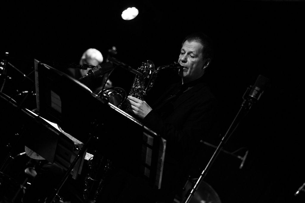 Al Foster & WDR Big Band