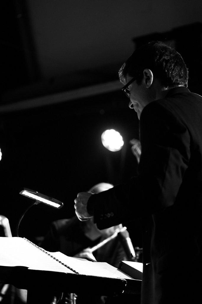 Al Foster & WDR Big Band